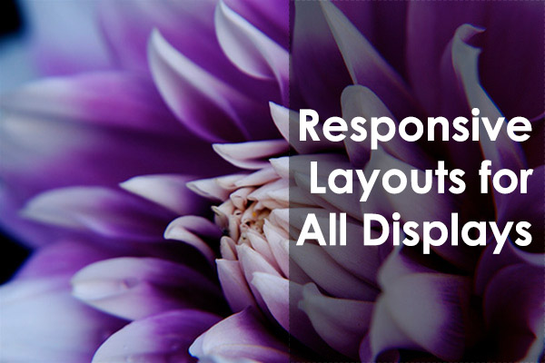 Responsive Mobile Friendly Layouts